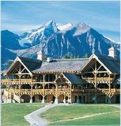lodge of the ten peaks - open for breakfast and lunch